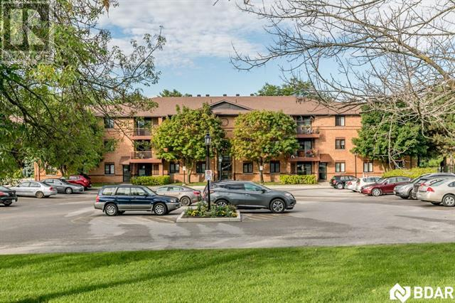 113 - 10 COULTER Street, barrie, Ontario